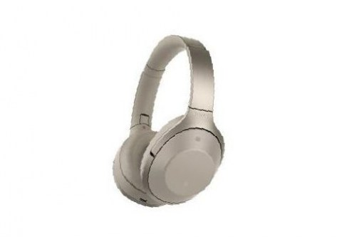 Casque-audio-Sony-MDR-1000X-Sans-fil-Or